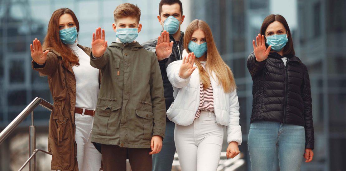 Mascarillas y EPIs para proteger a profesionales y pacientes